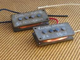 prewired p bass assembly passive rothstein guitars
