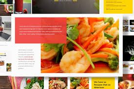 Free Food Powerpoint Templates Food Restaurant Powerpoint Presentation Free Free