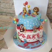 Cbeebies Character Cake 8 Cakes Cakesdecor