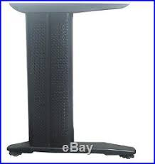 office desk legs. 2pc/set H Style Black Metal Table Legs With Cover For Home/office Desk Office E