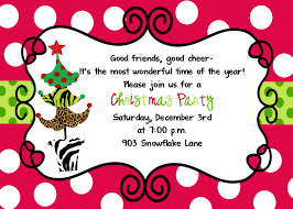 doc pictures of christmas party invitations christmas christmas party invitation wording plumegiantcom pictures of christmas party invitations