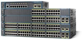 <b>Коммутаторы Cisco</b> Catalyst серий 2960-S и 2960 с ПО LAN Lite