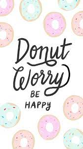 Cute Donut Wallpapers on WallpaperDog