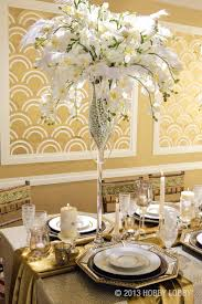 Art Deco Wedding Centerpieces 79 Best Great Gatsby Roaring 20s Floral Images On Pinterest