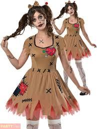 amscan las voodoo doll costume