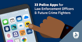 33 Police Apps For Law Enforcement Officers Future Crime