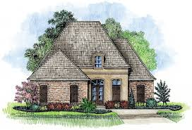 Prestidge   Country French Home Plans Louisiana House PlansPrestidge   Country French Home Plans Louisiana House Plans