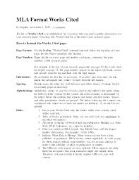 Title Mla Essay In Format Title Of Essays Sample First Page Generator