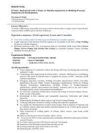 Editable Resume Template Simple Editable Welding Resume Template PDF Format Edatabaseorg