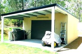 outdoor storage shed for lawn mower tractor diy