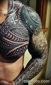 фото татуировки полинезия