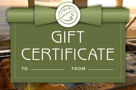 gift certificates overleaf lodge spa overleaf spa gift certificates