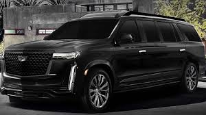 2021 cadillac escalade mobile office