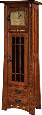 craftsman furniture. Amish Crafted Morgan Clock. Craftsman ClocksCraftsman FurnitureMission Furniture