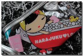 harajuku makeup bag