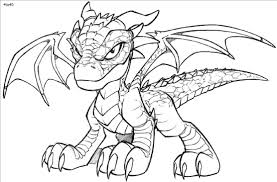 Hard Hard Dragon Coloring Pages For Adults Hard Color By Number