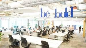 open layout office. Open Office Culture Layout E