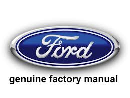 ford e e e e repair manual