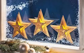 Fensterdeko Led Sterne 3er Set Jetzt Bei Weltbildde Bestellen