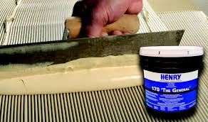 the w w henry company has announced four new adhesives and substrate preparation products the 647 plumpro fast track roll apply vinyl adhesive is