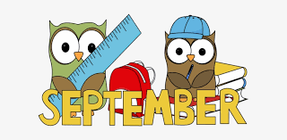 Image result for september clip art