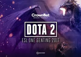 esl one genting dota 2 the call