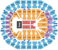 Louisville Palace Seating Chart End Stage Kfc Yum Center Tickets Kfc Yum Center In Louisville Ky