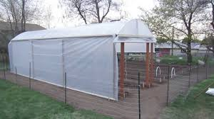 Small Picture Greenhouse Construction Plans for a Double 18 Wide Vegetable
