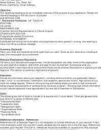 Sterile Processing Technician Resume Sample Avionics Technician Job