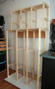 storage for canvas paintings art studio storage ideas