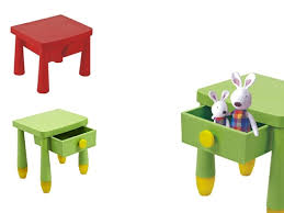 Children learn table IKEA plastic baby chairs tables and chairs medium and  small classes to learn