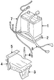 parts com® geo tracker battery oem parts 1997 geo tracker lsi l4 1 6 liter gas battery