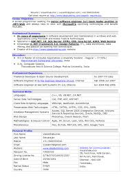 Software Professional Resume Samples Software Resume Samples Enderrealtyparkco 22