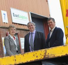 mep hears eu trade and local transport concerns on visit to expanding rugby firm