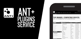 ANT+ Plugins Service - Apps on Google Play