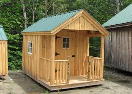 Small Picture Garden Sheds With Porch Nook Exterior H Inside Design