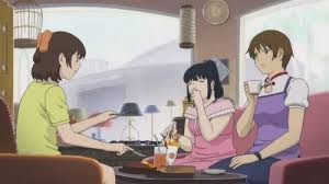 I wish there where chubby girls in anime. Thick With Cyberpunk Real Drive Ogiue Maniax