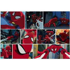 Graham Brown Digitaal Behang Spiderman 276x190 Cm