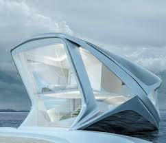 Designer Boat This Luxurious House Boat Hopes To Help Humans Survive The