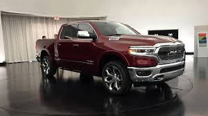 2019 Ram 1500 Crew Cab pickup has more rear legroom than almost any ...