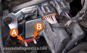 ford ignition coil location wiring all about wiring diagram hei 4 pin module at Gm Ignition Module Wiring Diagram Free Picture