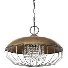 creative co op haven 6 light chandelier creative co op wood creative co op chandelier