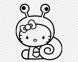 Printable free hello kitty coloring sheets for kids to enjoy the fun of coloring and learning while sitting at home. Hello Kitty Coloring Book Colouring Pages Cat Cat Png Pngegg