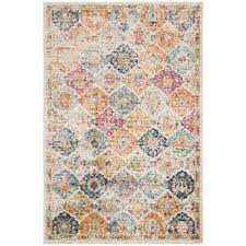 madison cream multi 7 ft x 9 ft area rug