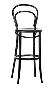 Michael Thonet A14 Bentwood Stool  Bauhaus 2 Your House Thonet Bar Stool H27