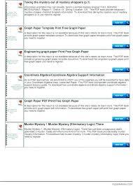 Blank Printable Graph Paper Free Download Them Or Printgraph Paper