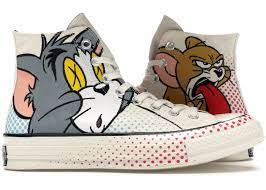 Converse Chuck Taylor All-Star 70s Hi Tom and Jerry - 165734C