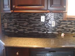 Backsplashes For Kitchen Kitchen Glass Mosaic Tile Backsplash Glass Backsplash Tile For