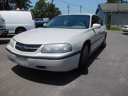 Used Chevrolet Impala Under $3,000 In South Carolina For Sale ...