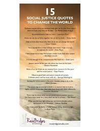 Social Justice Quotes Simple 48 Social Justice Quotes To Change The World